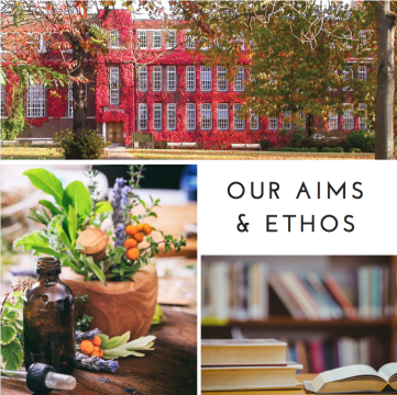 The College of Integrated Nutrition and Homeopathy aims and ethos