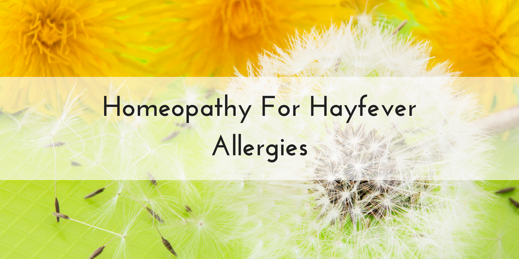 Homeopathy For Hayfever-Allergies