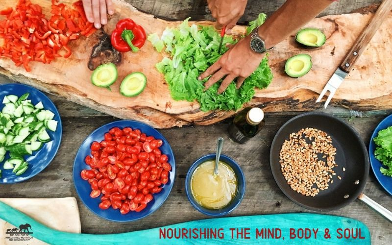 Nourishing the mind, body and soul