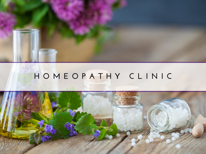 Online homeopathy and nutrition course UK
