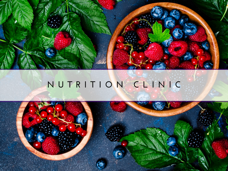 Nutrition and Homeopathy Clinic at CINH